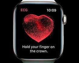 心电图功能预计将在 watchOS 5.1.2 中正式上线
