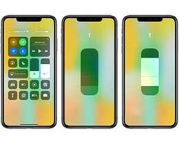 如何调整iPhone手机手电筒亮度?
