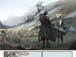 《英雄联盟》艾希漫画12月发行 官方公布预览图