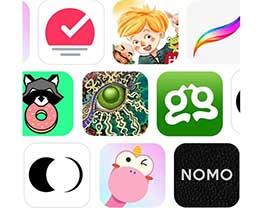 苹果官宣:年度精选 app 出炉,看看有没有你喜欢的