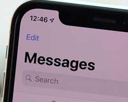 iPhone手机如何快速删除垃圾短信?