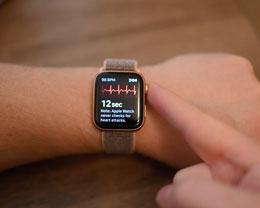 Apple Watch 心电图功能短期不会登陆加拿大