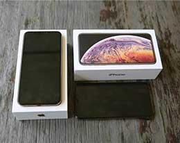 百思买销售数据显示:iPhone XS 系列节假日销量下滑