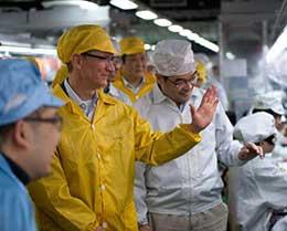 若关税上调至 25%,供应链会考虑将 iPhone 生产线移出中国