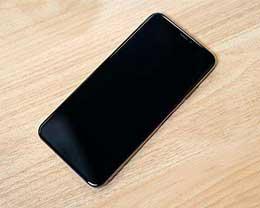 iPhone XS Max 黑屏死机如何解决?