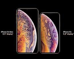iPhone XS/XS Max 被国外用户起诉像素和尺寸造假