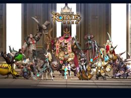 全球同服 即时策略手游《战地王座》今日上线