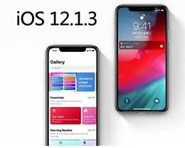 iOS12.1.3刷机_iOS12.1.3测试版一键刷机教程