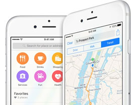苹果推荐使用的第三方导航应用 Waze 认为苹果地图功能缺失严重