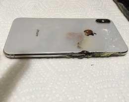 首台苹果 iPhone XS Max 自燃:用户称购买不到一个月