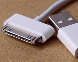 你知道苹果设备有多少种接口吗?