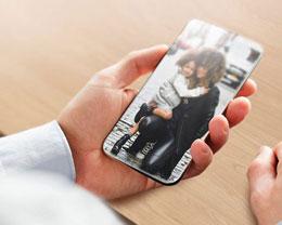 苹果供应商研发全新屏下传感器,2019 款 iPhone 或将缩小刘海