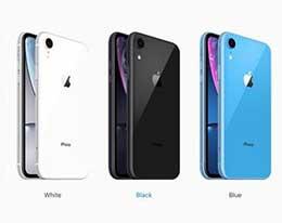 台媒:苹果在近期缩减 iPhone XR 订单量