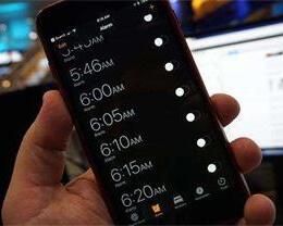 为什么 iPhone 闹钟的稍后提醒只能是 9 分钟?