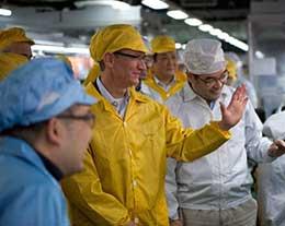 去年 12 月富士康营收下滑:或因 iPhone 需求下降