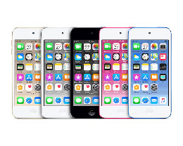 苹果正全力研发全新第七代 iPod Touch 系列
