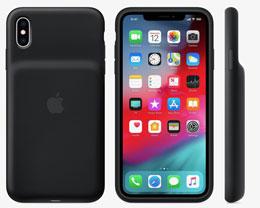 苹果为 2018 年款 iPhone 推出智能电池壳,支持无线充电