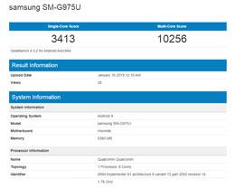 iPhone X 性能跑分依然远超即将发布的 Galaxy S10+