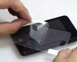 iPhone手机到底要不要贴膜?
