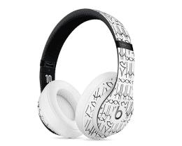 """苹果推出全新""""内马尔定制版"""" Beats Studio 3 无线耳机"""