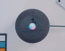 未来 HomePod 或将提供 3D 手势和 Face ID 支持