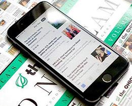 """苹果春季新品发布会前瞻:服务业务或将替代""""iPhone""""扛营收大旗"""
