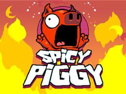 辣辣辣辣死我啦我要水 辣椒小猪Spicy Piggy试玩