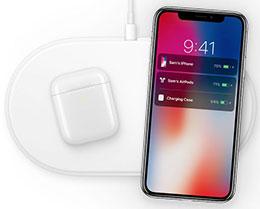苹果 AirPods 无线充电盒新专利曝光:不用精确定位