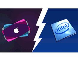 苹果或将在明年放弃英特尔处理器,使用自己的 ARM 芯片