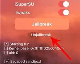 iOS 12.0 ~ 12.1.2 Unc0ver 越狱常见问题及解决办法