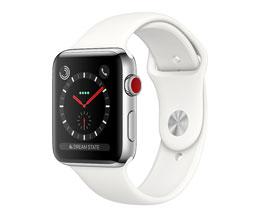 Apple Store(中国)在线商店上架翻新 Apple Watch Series 3