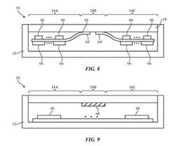 为手机保暖:苹果可折叠 iPhone 加热系统专利曝光