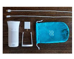 苹果商店上架便携空气净化器,支持 iOS 应用程序控制