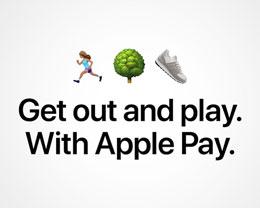 Apple Pay(美国)与阿迪达斯合作,购物可享 8.5 折优惠