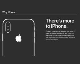 苹果最新广告:iPhone 不仅仅是一台手机,更是一种选择
