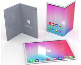 传苹果有意推出折叠屏 iPhone,三星要成屏幕供应商
