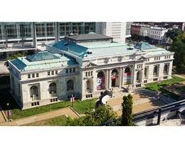 华盛顿特区卡内基图书馆 Apple Store 预计四月完工,即将对外开放