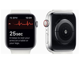 苹果继续领跑可穿戴设备市场,上季度共售 1040 万部 Apple Watch