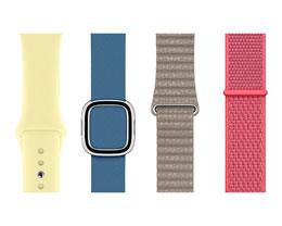 Apple Watch 表带供货吃紧,暗示 2019 款春季表带即将发布