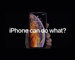苹果上线全新页面,介绍 iPhone 多种功能