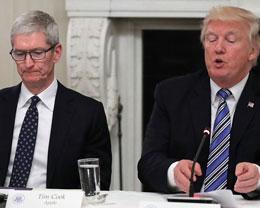 由于特朗普口误,库克将推特用户名更改为「Tim Apple」