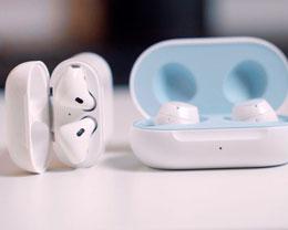 苹果 AirPods 与三星 Galaxy Buds 对比评测