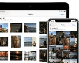 """""""我的照片流""""可以备份照片吗,和""""iCloud 照片""""有什么区别?"""
