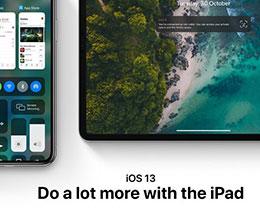 分享:苹果 iOS 13 概念图壁纸