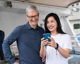降价不管用?中国消费者对 iPhone 兴趣越来越低