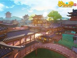 《梦幻西游3D》手游场景全面迭代公开