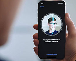 苹果新专利:静脉匹配技术进一步升级 Face ID