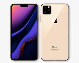 日媒 Macotakara 再次确认 iPhone 11 将搭载三摄像头,方形凸起