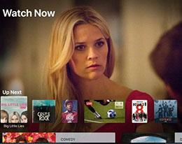 彭博社:苹果公司电视服务内容主要来自合作伙伴