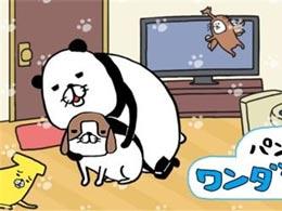 熊猫养狗? 《熊猫和犬的美好生活》即将推出